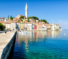 Holiday homes in Istria