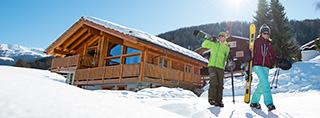 Last Minute holiday homes ski